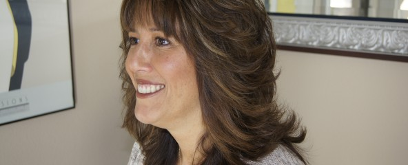 Lisa – Heather Brown with Carmel Highlights